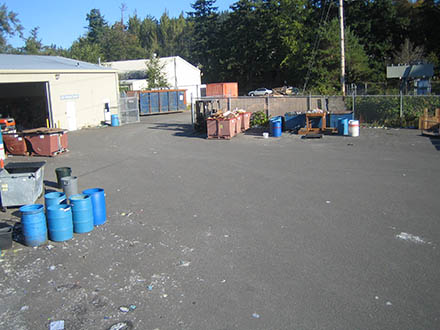WWU Recycle Center