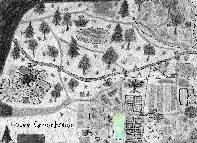 Lower greenhouse