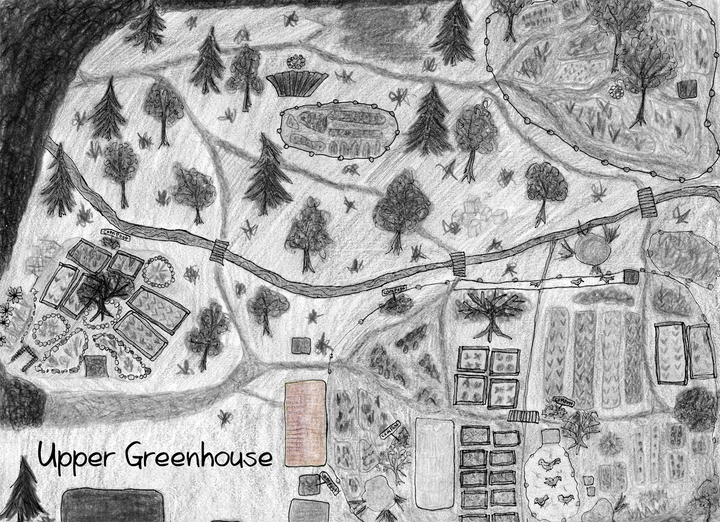 Upper greenhouse